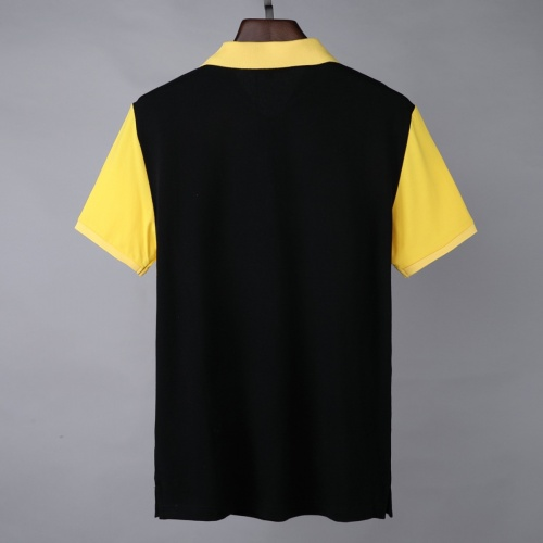 Replica Versace T-Shirts Short Sleeved For Men #856890 $39.00 USD for Wholesale