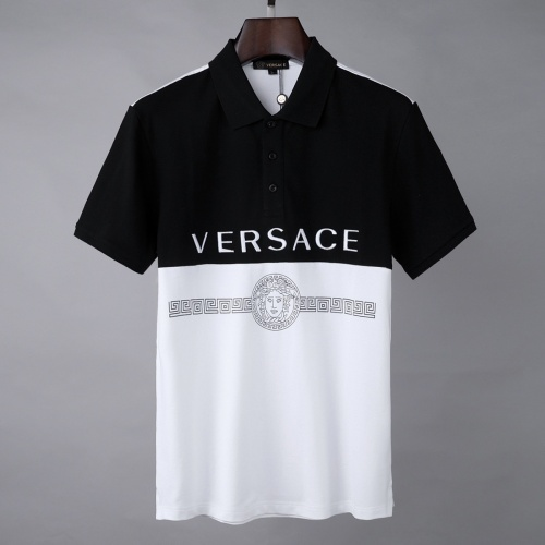 Versace T-Shirts Short Sleeved For Men #856892 $39.00, Wholesale Replica Versace T-Shirts