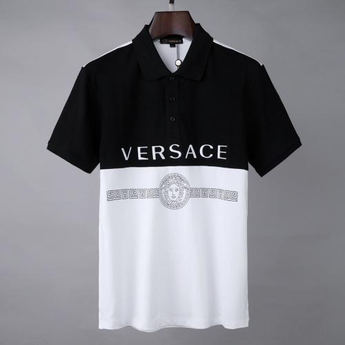 Versace T-Shirts Short Sleeved For Men #856892