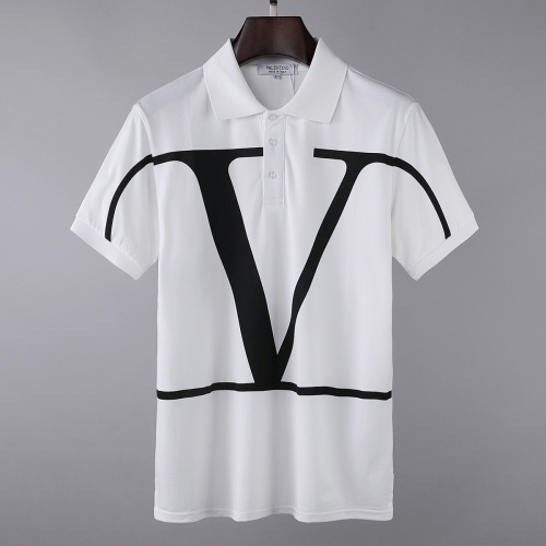 Valentino T-Shirts Short Sleeved For Men #856958 $39.00 USD, Wholesale Replica Valentino T-Shirts