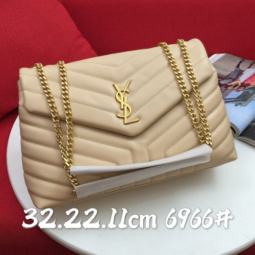 Yves Saint Laurent AAA Handbags #856961 $102.00, Wholesale Replica Yves Saint Laurent AAA Handbags