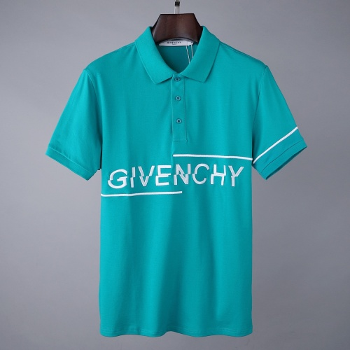 Givenchy T-Shirts Short Sleeved For Men #856963 $39.00 USD, Wholesale Replica Givenchy T-Shirts