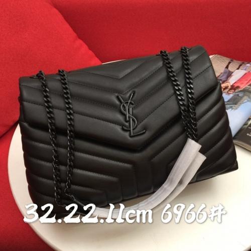 Yves Saint Laurent AAA Handbags #856964 $102.00, Wholesale Replica Yves Saint Laurent AAA Handbags