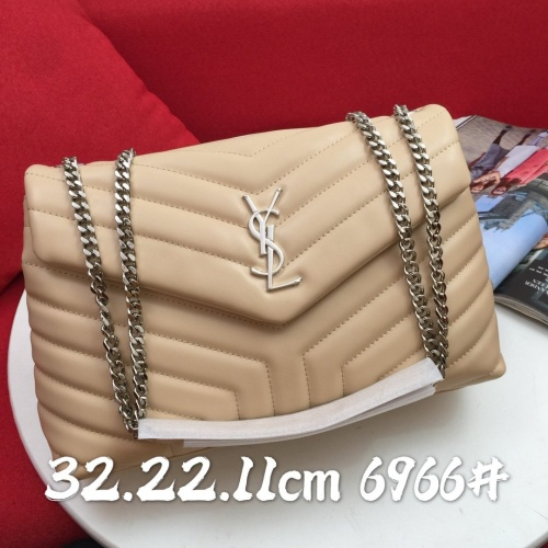 Yves Saint Laurent AAA Handbags #856966 $102.00, Wholesale Replica Yves Saint Laurent AAA Handbags