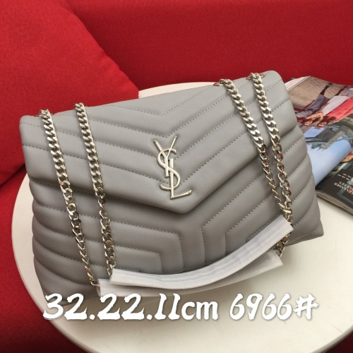 Yves Saint Laurent AAA Handbags #856967 $102.00, Wholesale Replica Yves Saint Laurent AAA Handbags