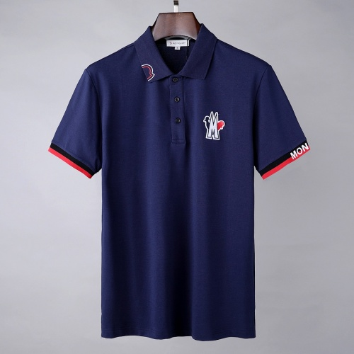 Moncler T-Shirts Short Sleeved For Men #856969 $39.00 USD, Wholesale Replica Moncler T-Shirts