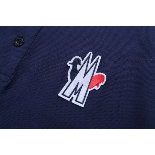 Replica Moncler T-Shirts Short Sleeved For Men #856969 $39.00 USD for Wholesale