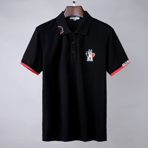 Moncler T-Shirts Short Sleeved For Men #856971