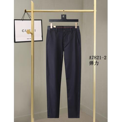 Armani Pants For Men #856997 $40.00 USD, Wholesale Replica Armani Pants