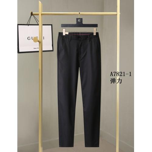 Armani Pants For Men #856998 $40.00 USD, Wholesale Replica Armani Pants