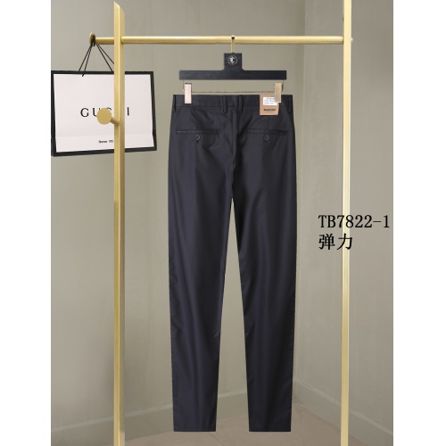 Replica Burberry Pants For Men #857002 $40.00 USD for Wholesale