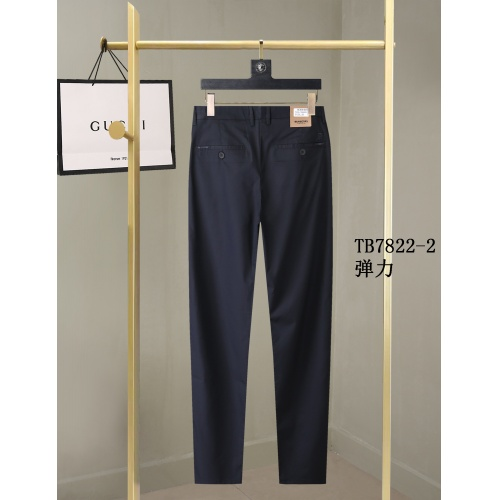 Replica Burberry Pants For Men #857003 $40.00 USD for Wholesale