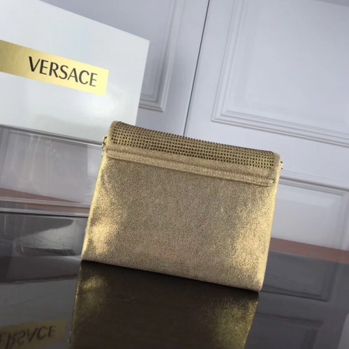 Replica Versace AAA Quality Messenger Bags #857009 $125.00 USD for Wholesale