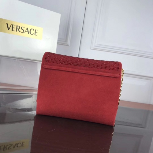 Replica Versace AAA Quality Messenger Bags #857012 $125.00 USD for Wholesale
