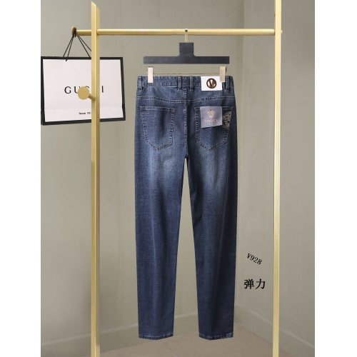 Replica Versace Jeans For Men #857016 $40.00 USD for Wholesale