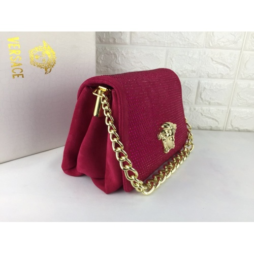 Replica Versace AAA Quality Messenger Bags #857017 $125.00 USD for Wholesale