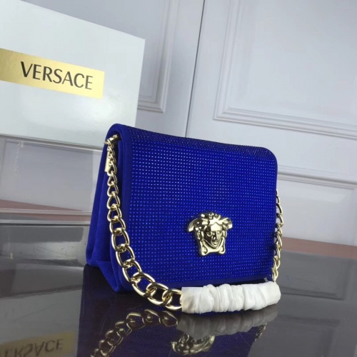 Versace AAA Quality Messenger Bags #857018 $125.00 USD, Wholesale Replica Versace AAA Quality Messenger Bags
