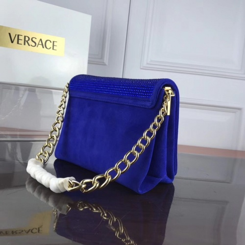 Replica Versace AAA Quality Messenger Bags #857018 $125.00 USD for Wholesale