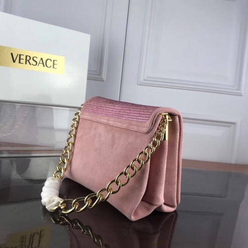 Replica Versace AAA Quality Messenger Bags #857020 $125.00 USD for Wholesale