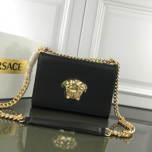 Versace AAA Quality Messenger Bags #857023 $100.00 USD, Wholesale Replica Versace AAA Quality Messenger Bags