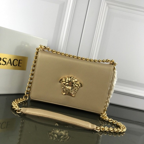 Versace AAA Quality Messenger Bags #857024 $100.00 USD, Wholesale Replica Versace AAA Quality Messenger Bags