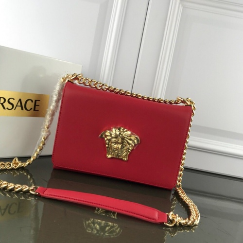 Versace AAA Quality Messenger Bags #857026 $100.00 USD, Wholesale Replica Versace AAA Quality Messenger Bags