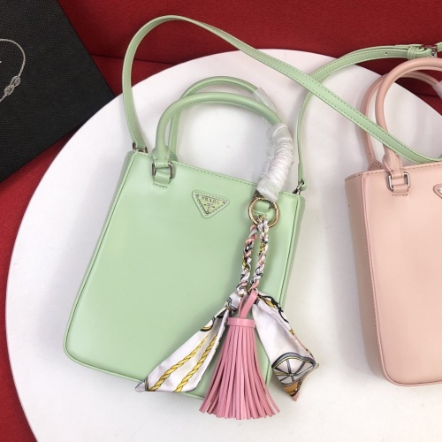 Prada AAA Quality Messeger Bags For Women #857036 $100.00 USD, Wholesale Replica Prada AAA Quality Messeger Bags