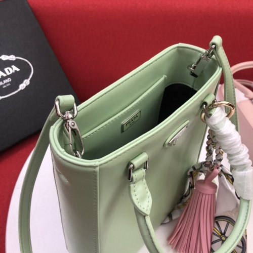 Replica Prada AAA Quality Messeger Bags For Women #857036 $100.00 USD for Wholesale