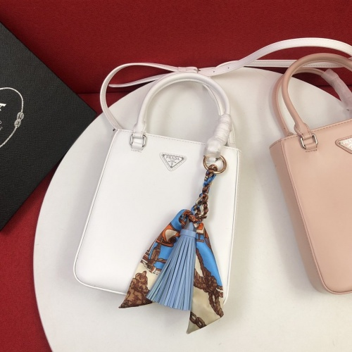 Prada AAA Quality Messeger Bags For Women #857037