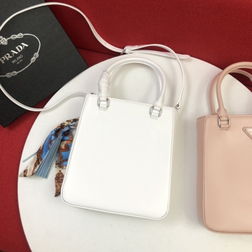 Replica Prada AAA Quality Messeger Bags For Women #857037 $100.00 USD for Wholesale