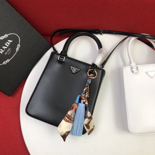 Prada AAA Quality Messeger Bags For Women #857038 $100.00 USD, Wholesale Replica Prada AAA Quality Messeger Bags
