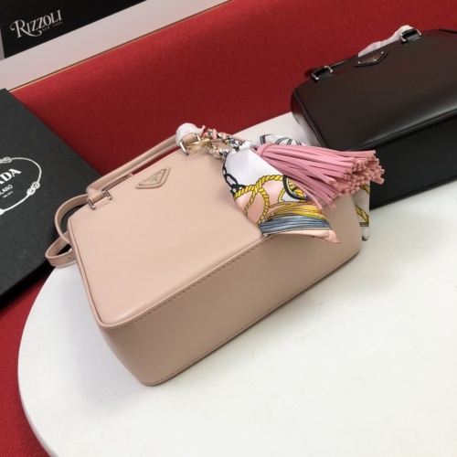 Replica Prada AAA Quality Messeger Bags For Women #857039 $100.00 USD for Wholesale