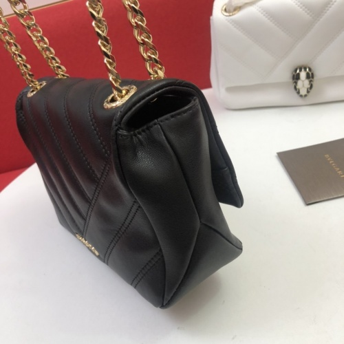 Replica Bvlgari AAA Messenger Bags For Women #857041 $112.00 USD for Wholesale
