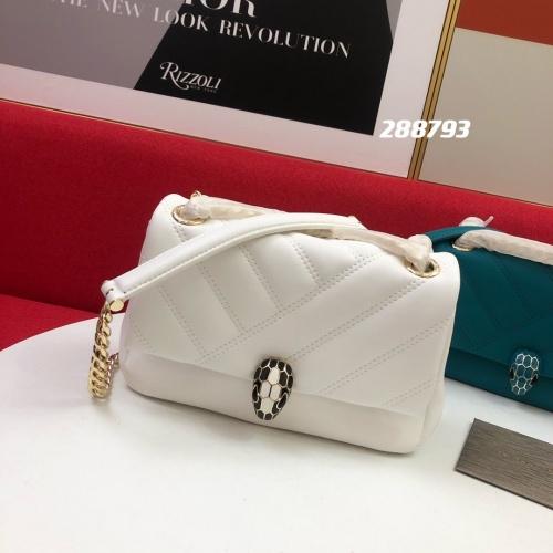 Bvlgari AAA Messenger Bags For Women #857042