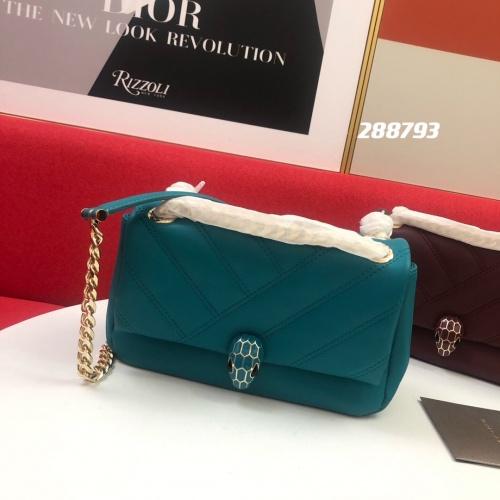 Bvlgari AAA Messenger Bags For Women #857043