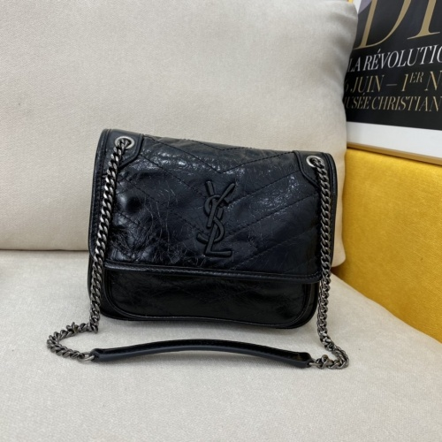 Yves Saint Laurent YSL AAA Messenger Bags For Women #857045 $210.00 USD, Wholesale Replica Yves Saint Laurent YSL AAA Messenger Bags