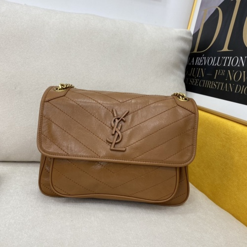 Yves Saint Laurent YSL AAA Messenger Bags For Women #857047 $235.00 USD, Wholesale Replica Yves Saint Laurent YSL AAA Messenger Bags