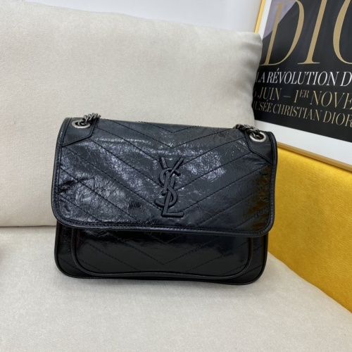 Yves Saint Laurent YSL AAA Messenger Bags For Women #857048 $220.00 USD, Wholesale Replica Yves Saint Laurent YSL AAA Messenger Bags