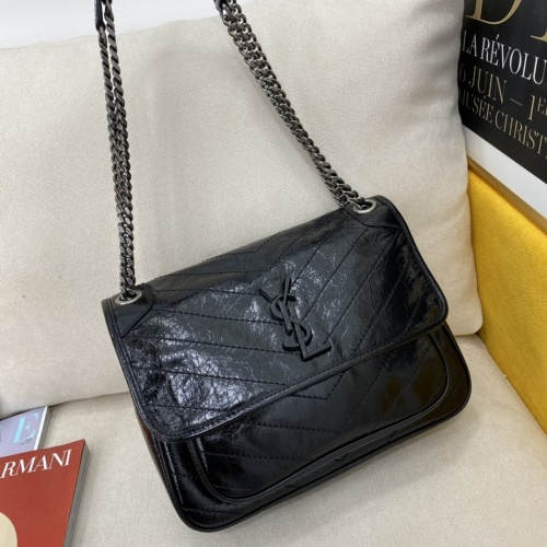 Replica Yves Saint Laurent YSL AAA Messenger Bags For Women #857048 $220.00 USD for Wholesale