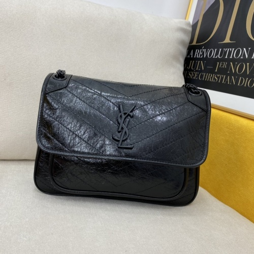 Yves Saint Laurent YSL AAA Messenger Bags For Women #857049 $225.00 USD, Wholesale Replica Yves Saint Laurent YSL AAA Messenger Bags