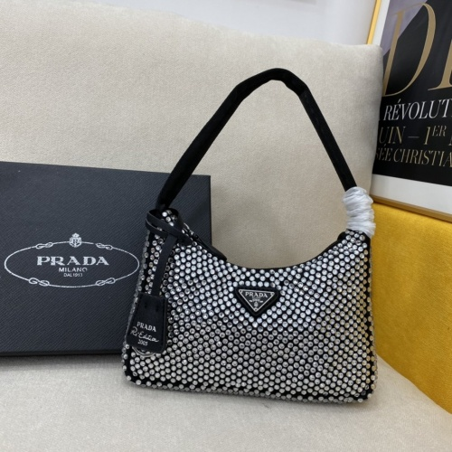 Prada AAA Quality Messeger Bags For Women #857050 $85.00 USD, Wholesale Replica Prada AAA Quality Messeger Bags