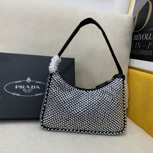 Replica Prada AAA Quality Messeger Bags For Women #857050 $85.00 USD for Wholesale