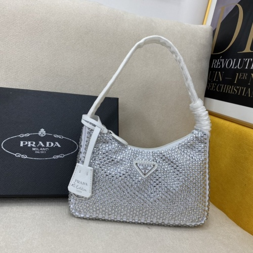 Prada AAA Quality Messeger Bags For Women #857051 $85.00 USD, Wholesale Replica Prada AAA Quality Messeger Bags