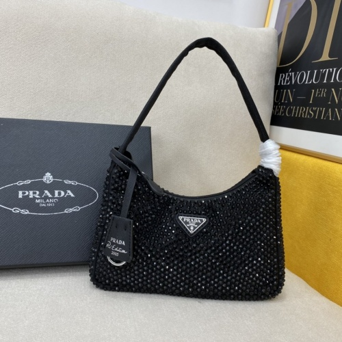 Prada AAA Quality Messeger Bags For Women #857053