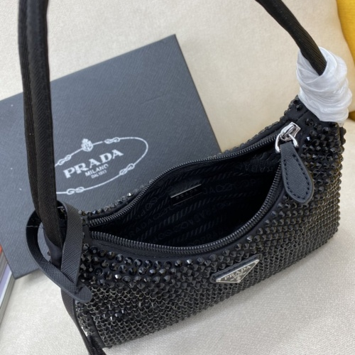 Replica Prada AAA Quality Messeger Bags For Women #857053 $85.00 USD for Wholesale