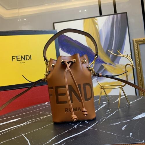 Fendi AAA Messenger Bags For Women #857056