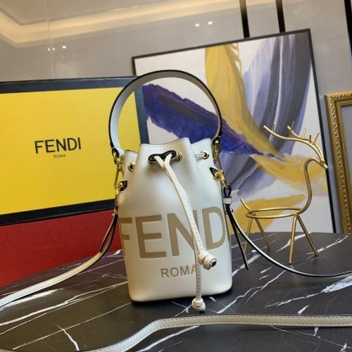 Fendi AAA Messenger Bags For Women #857059