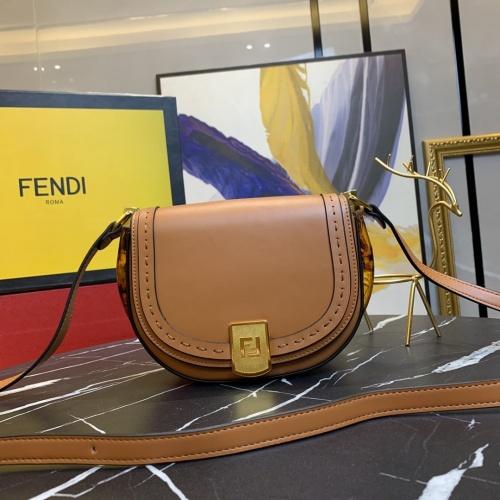 Fendi AAA Messenger Bags For Women #857060