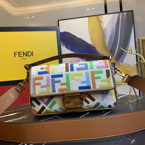 Fendi AAA Messenger Bags For Women #857067