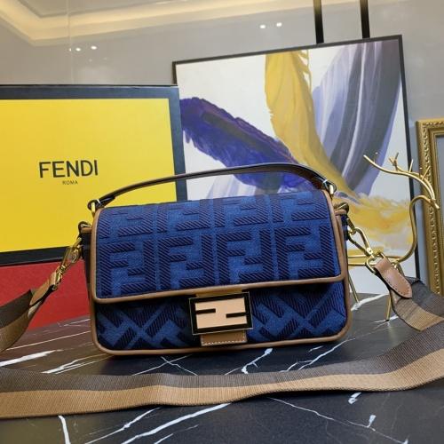 Fendi AAA Messenger Bags For Women #857070